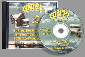 CDRom Cpa77