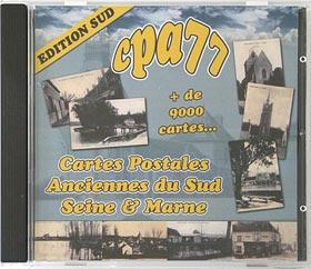 CD Rom Cartes Postales